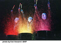 Blue Man Group in Boston