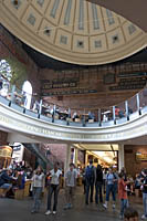 The Rotunda at Quincy Market, Faneuil Hall Marketplace, Boston, MA