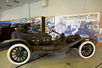 This 1911 Hupmobile drove 48,600 miles around the world in 18 months.