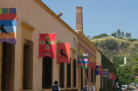 The Jos Cuervo Tequila Factory, La Rojea, Tequila, Mexico.