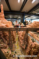 The Grand Canyon in miniature