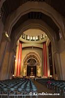 The Basilica at St. Joseph's Oratory, Montreal. Š Kayte Deioma
