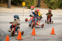 The Trike Track at Kidspace
