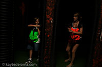 Lazer Tag at Michael's fun World in Davenport, IA