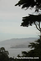 View from the Legion of Honor
