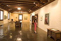 Museum of Fine Arts, Santa Fe, New Mexico.