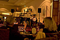 The Lobby Lounge at the Eldorado Hotel, Santa Fe, New Mexico